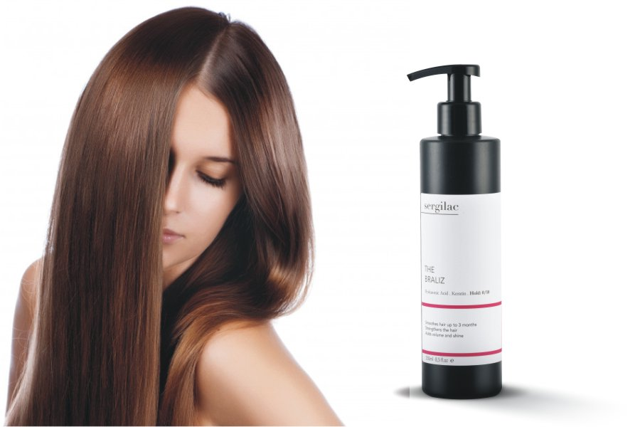 tratamiento de ácido hialurónico  para el cabello dañado