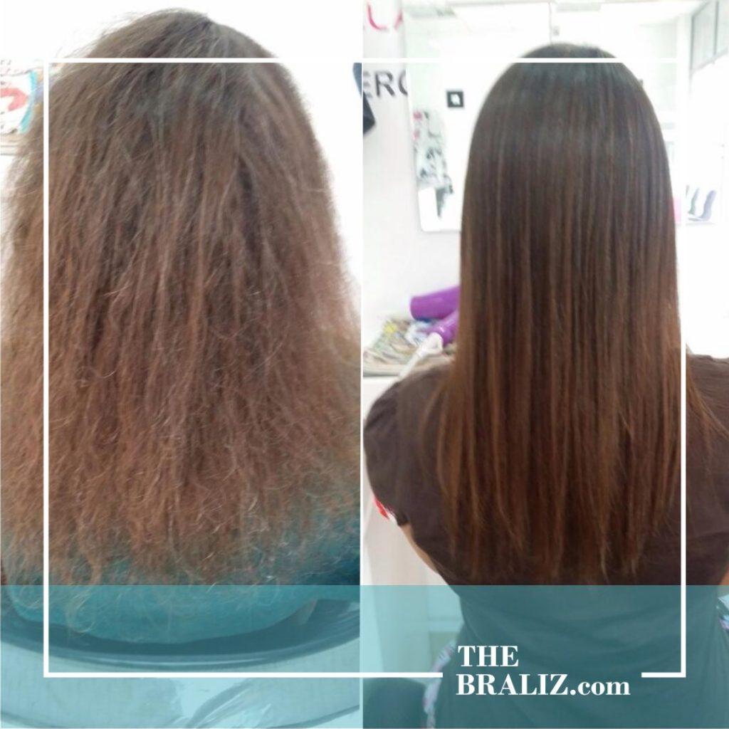 Este alisado de ácido hialurónico es considerado con tu cabello y con tu cartera