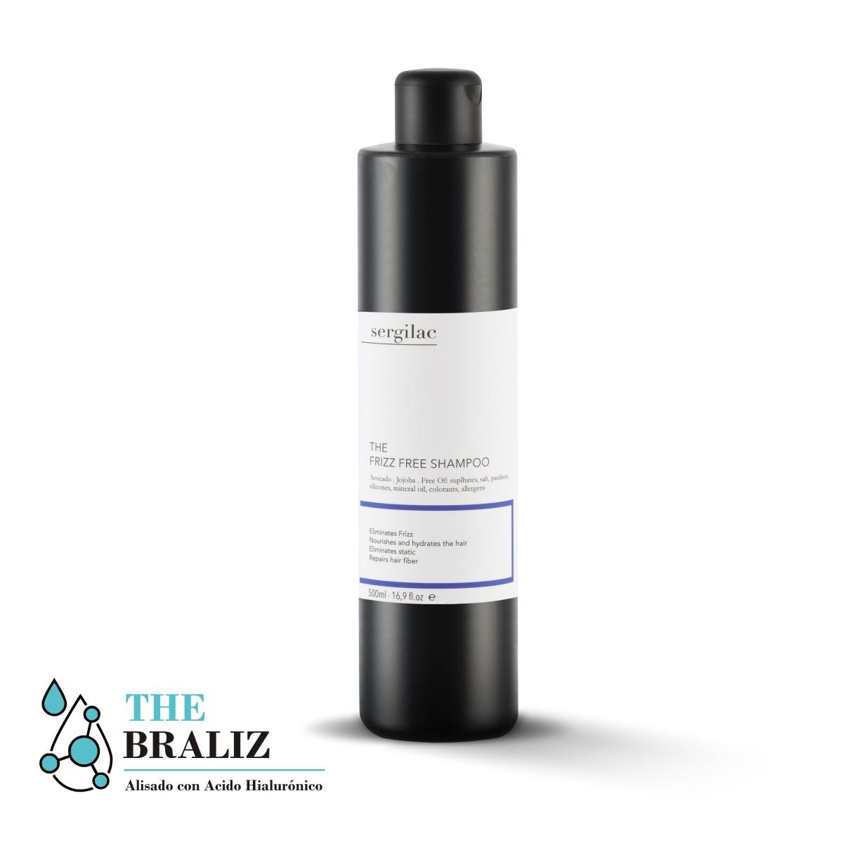 The Frizz Free Shampoo