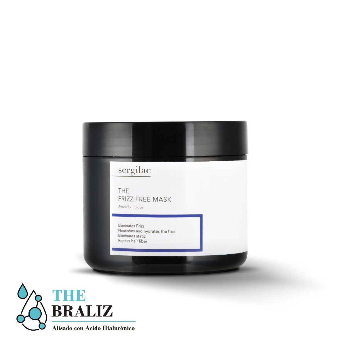 The Frizz Free Mask