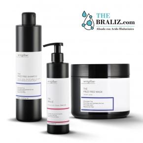 Lote The Braliz + Frizz Free Shampoo + Frizz Free Mask