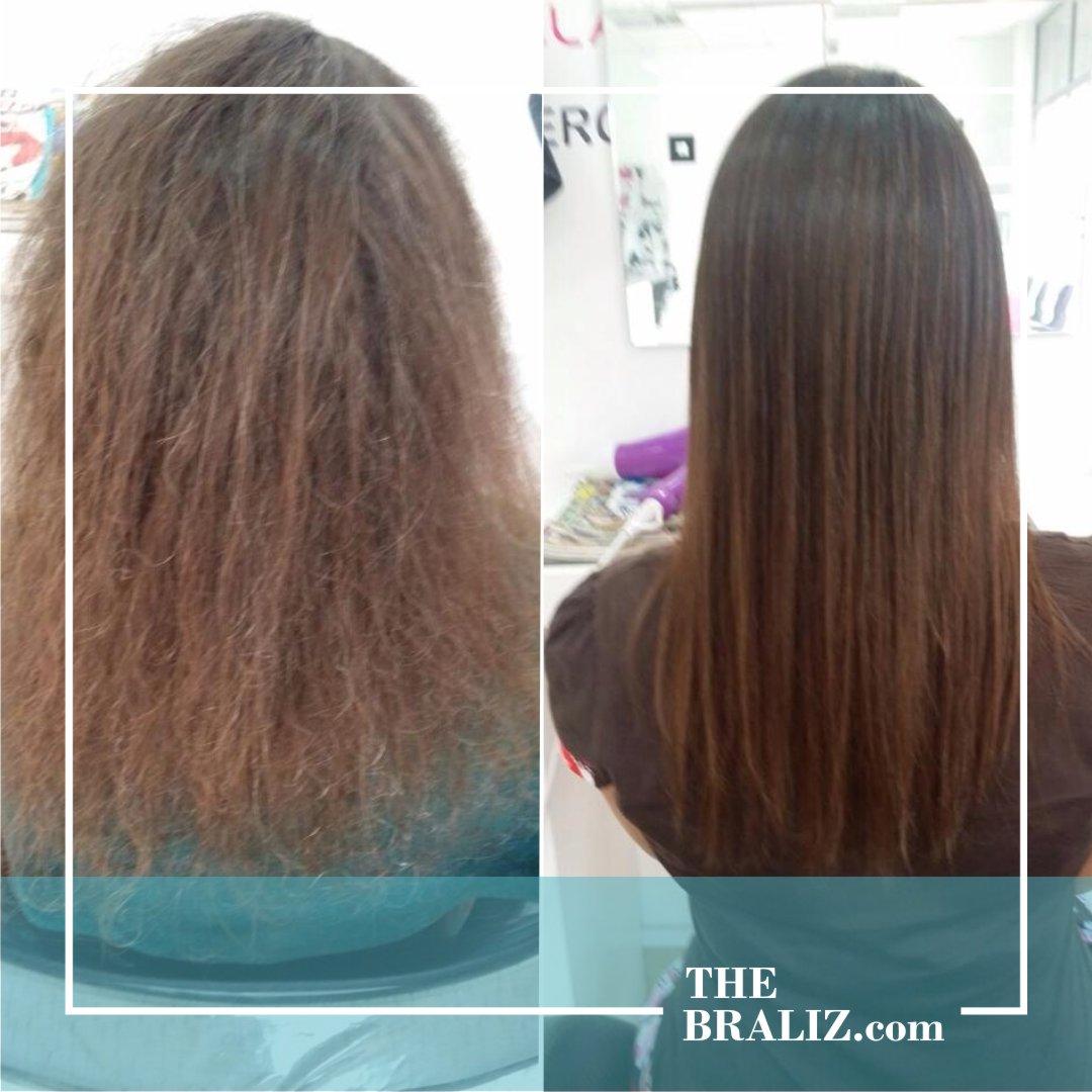 Lote Alisado acido hialuronico | The Braliz + The Dandruff Free Shampoo + The Frizz Free Mask
